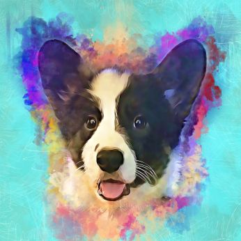 Liz- Puppy Head